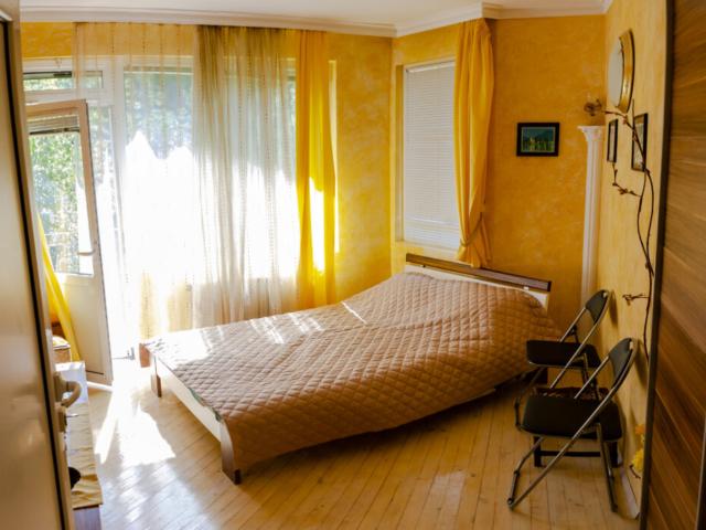 Слънчева спалня във вила Дияна
